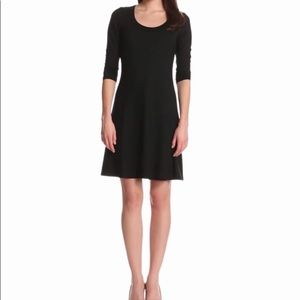 OLD NAVY BLACK DRESS. SZ L